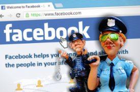 Beleidigende Post's auf Facebook können Kündigung rechtfertigen